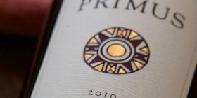 Primus The Blend 2014 obtained Wine Spectator Top 100 Values of 2016