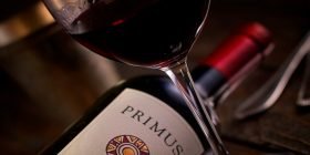 "Primus The Blend: a ""gorgeous wine"" according to James Suckling"